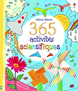 365 activités scientifiques par [Lacey, Minna]