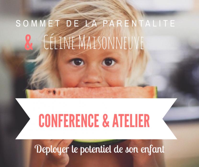 Sommet Parentalite Celine Maisonneuve