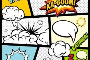expression de colère en bande dessinée