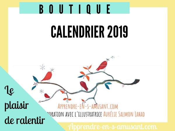 Calendrier Fete Prenom 2019.Calendrier Inspirant 2019